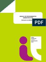 Manual de Procedimientos.guia Para Su Elaboracioncast