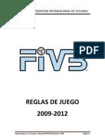 Reglas 2009-2012 Espanol