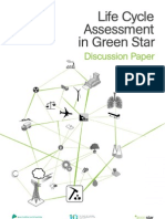 LCA Assessment in Green Star Discussion Paper