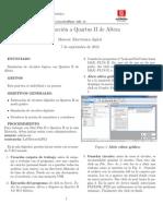 Introduccion Quartus II