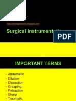 Surgical Instrumentation.pptx