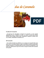 3. Fuentes de Caramelo