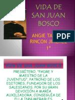 Vida de San Juan Bosco