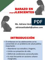 Embarazo en Adolescentes2