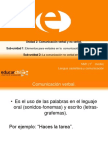 Comunicacion Verbal,Paraverbal y No Verbal