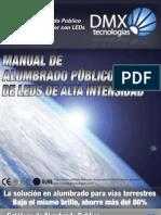 Manual Alumbrado Publico Con LEDs de Alta Intensidad