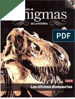 14.- Los últimos dinosaurios