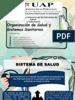 organizacindesaludysistemassanitarios-120422113407-phpapp02