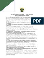 Constituição Federal de 1988 art 5 e 6