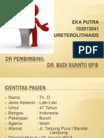 Presentasi Ureterolithiasis Eka
