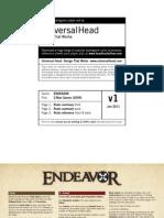 Endeavor v1