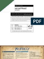 Prophecy v1.2