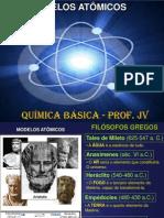 AULA 13-04-13 - ALFA - MODELOS ATÔMICOS