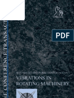 Vibrations in Rotating Machinery (7th Int'l Conf.) (IME, 2000) WW