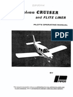 Piper Cherokee PA28-140 POH