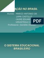 Exposicion Portugues (Tema Educacao)