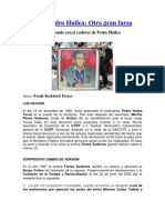 Caso Pedro Huilca