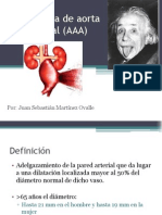 AAA y Colico Renal