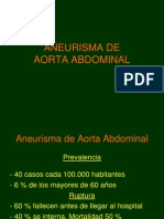 Aneurism