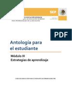 Modulo 3 Antologia Estudiante