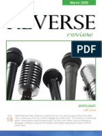 The Reverse Review March 2009