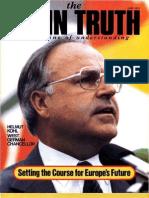 The Plain Truth Magazine Issue