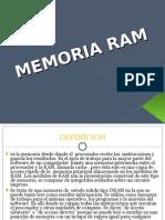 Crtstian Manuel Memoria Ram Diapositivas