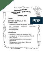 Temas - indicadores periodo 2 Transición BLOG