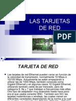 Las Tarjetas de Red