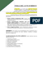 TEORÍA GENERAL DEL ACTO JURÍDICO(3)