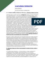 O ESPAÇO DA NATUREZA TERRESTRE.doc