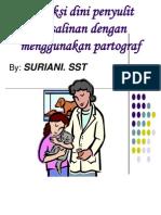 Buku Ajar Partograf Sri