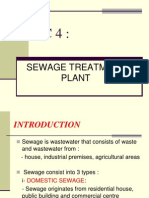 Topic 4 Septic Tank & Oxidation Pond