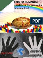 Derechos Humanos F.C.E. I