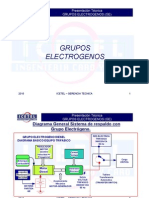 5.1.- GRUPOS ELECTROGENOS ICETEL 2010