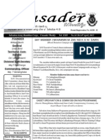 Crusader Issue 14 Dt 14.4.2013