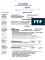 Dickerson Resume Web Safe