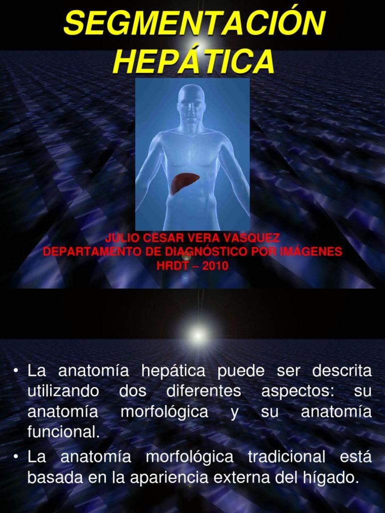 Clase 12.1 - Segmentacion Hepatica