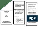 Leaflet Asthma Dan Pelaksanaannya