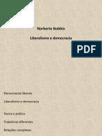 Bobbio Liberalismo e Democracia