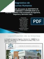 Diagnóstico de Recursos Humanos (1)