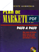 Plan de Marketing Paso a Paso - Vicente Ambrosio - Virtual