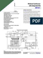 ADF4351 datasheet