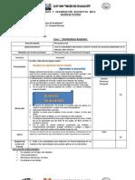 SESIÓN DE TUTORIA2013 - 2060VIRGEN DE GUADALUPE