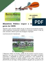 Ministério Público requer a ilegalidade da greve da UEPB