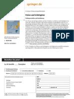 Flyer Schulze Pulver