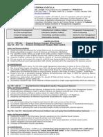 Ramakrishna Resume Feb13
