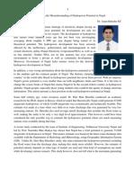 Understanding the Misunderstanding of Hydropower Potential in Nepal
