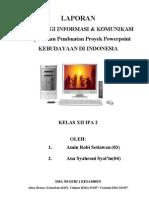 Laporan TIK AA.doc