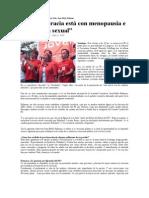 Entrevista de Marzo 2009 a Ex Timonel de La Juventud Socialist A de Chile - Juan-pablo Pallamar
